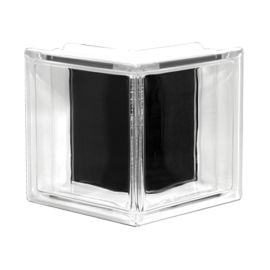 <b>transparent squarecorner<BR>Size: 190x190x80mm<BR>Weight: 4.0<BR>Fire rating: None<BR></b>