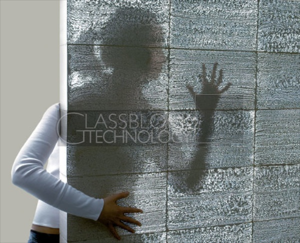 transparent concrete